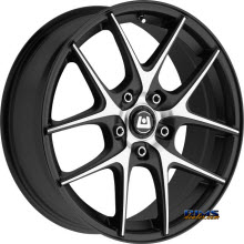 Motegi Racing - MR128 - Satin Black