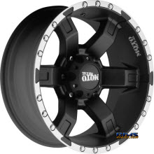 MOTO METAL - MO967 - Satin Black