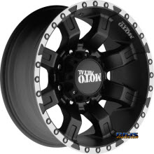 MOTO METAL - MO968 - Satin Black