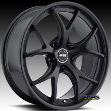 MRR Design - GT-8  - black flat