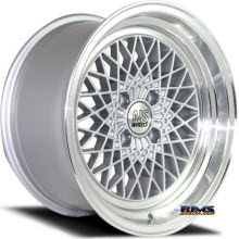 NS Drift Wheels - DV2 - Machined w/ Silver