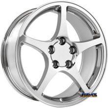 OE Performance Wheels - 104C PVD - Chrome