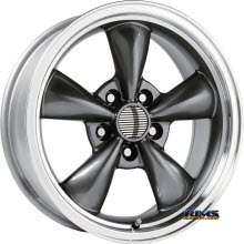 OE Performance Wheels - 106A - Machined w/ Gunmetal
