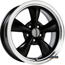OE Performance Wheels - 106B - Machined w/ Black