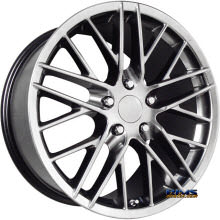 OE Performance Wheels - 121H - Hypersilver
