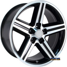 OE Performance Wheels - 148B - Machined w/ Black
