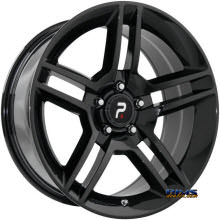 OE Performance Wheels - 101B - Black Gloss
