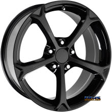 OE Performance Wheels - 130B - Black Gloss