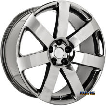OE Performance Wheels - 138BC - Black Chrome