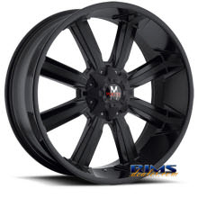 Off-Road Monster - M03 - black flat