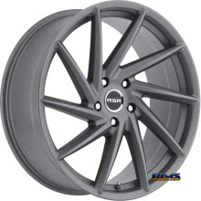 RSR Wheels - R701 - gunmetal flat