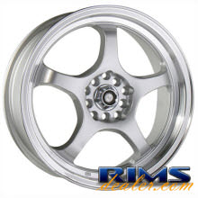 Raze Wheels - R24 - silver gloss