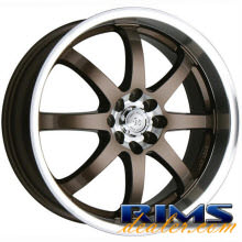 Raze Wheels - R51 - bronze gloss