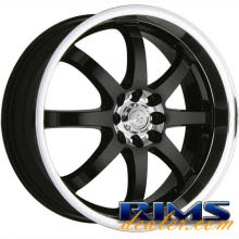 Raze Wheels - R51 - black gloss