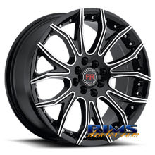 Revolution Racing - RR04 - machined w/ black