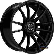 RUFF RACING - R959 - black flat
