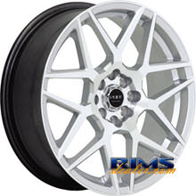 Ruff Racing - R351 - machined w/ silver