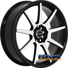 Ruff Racing - R353 - machined w/ black