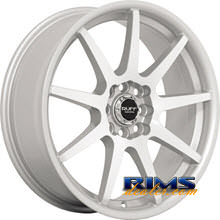 Ruff Racing - R353 - machined w/ silver
