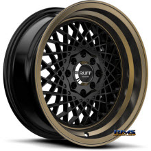 Ruff Racing - R362 - Black Flat