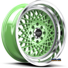 Ruff Racing - R362 - Green Solid