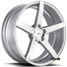 SAVINI WHEELS - BM-11 - Custom (Add $200ea. for painting) - Silver Flat