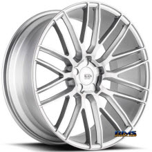 SAVINI WHEELS - BM-13 - Custom (Add $200ea. for painting)  - Silver Flat