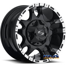 Scorpion Off-Road - SC7 - machined w/ black