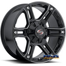 Scorpion Off-Road - SC8 - black gloss