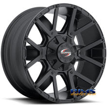 Scorpion Off-Road - SC9 - black flat