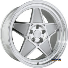 ACE ALLOY - SL-5 C917 - machined w/ silver