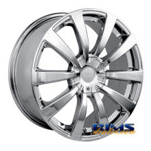 Touren Custom Wheels - TR3 - chrome