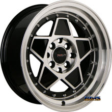 TRAKLITE - F-FORTY - Machined w/ Black