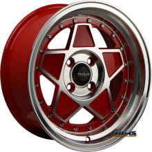 TRAKLITE - F-FORTY - Machined w/ Red