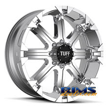 Tuff A.T Wheels - T13 - chrome