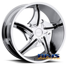 VCT Wheels - ESCOBAR - chrome