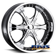 VCT Wheels - SCARFACE 2 - chrome