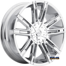 VCT Wheels - V28 - Chrome