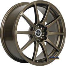 V-Racing Wheels - VE501 - Bronze Flat