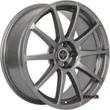 V-Racing Wheels - VE501 - GunMetal Flat
