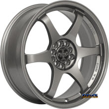 V-Racing Wheels - VE502 - GunMetal Flat