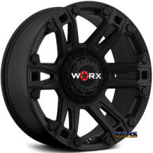 Worx Alloy Off-Road - 803SB BEAST  - Black Flat