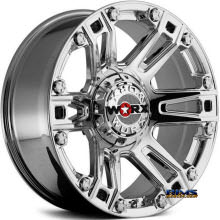 Worx Alloy Off-Road - 803V BEAST  - Chrome