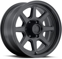 KMC XD Off-Road - XD301 Turbine - Satin Black