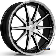 XIX Wheels - X31 - Black Gloss w/ Machined