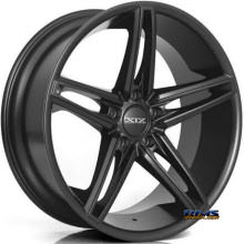 XIX Wheels - X33 - Black Flat