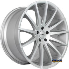 XIX Wheels - X39 - Machined W/ Silver