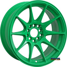 XXR - 527 - green solid