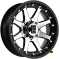 KMC XD Off-Road - XD798 Addict - Black Flat