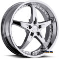 Vision Wheel - Milanni ZS-1 453 - chrome